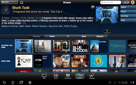 tivo app for android tivo app for android tablets now available in play store for vsszone