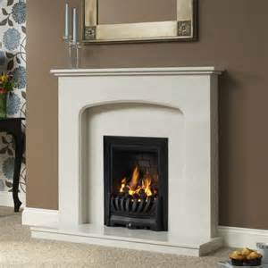 be modern tasmin 42 quot marble fireplace surround fireplace