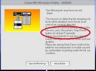 cara resetter canon mp198 error e5 cara mengatasi error e5 canon mp198 versifull