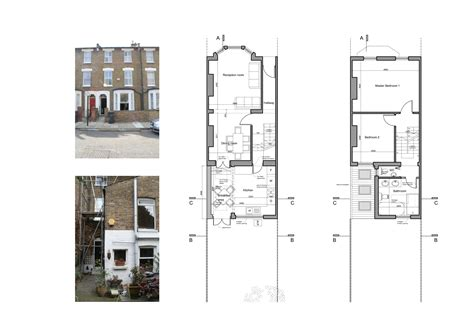 kitchen house plans architect designed kitchen extension clapham lambeth sw4