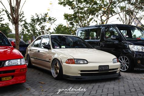 Honda Civic Genio Modif by 55 Honda Civic Genio Modif Ceper Ragam Modifikasi