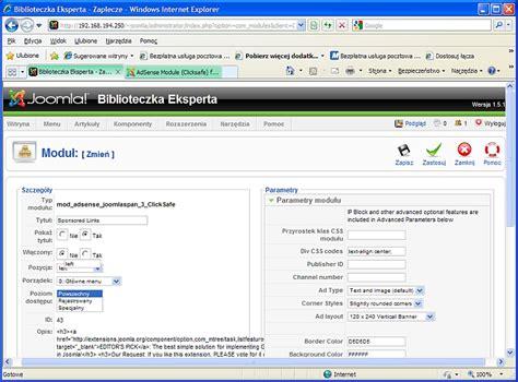 adsense zaloguj adsense module clicksafe 3 0 download pobierz za darmo