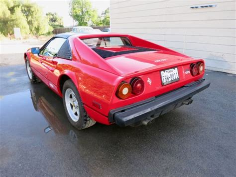 1982 308 For Sale 1982 308 Gts For Sale 308 1982 For Sale