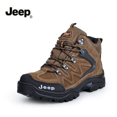 jeep shoes jeep leather outdoor hilking boots free bonus a pair