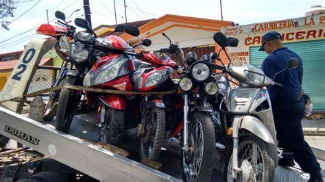 reglamento de policia federal 2015 realiza pf operativo contra motos irregulares en uruapan