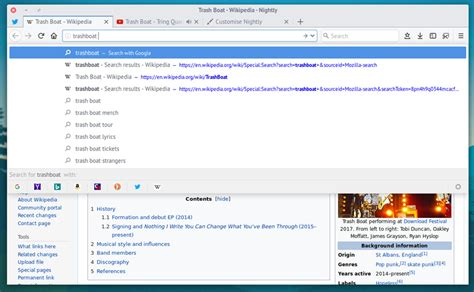 themes for firefox nightly firefox nightly how to go hands on with the newer