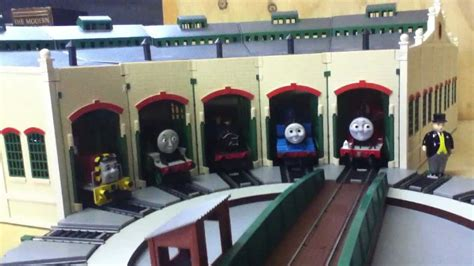 hornby layout youtube first layout update of my hornby and bachmann thomas