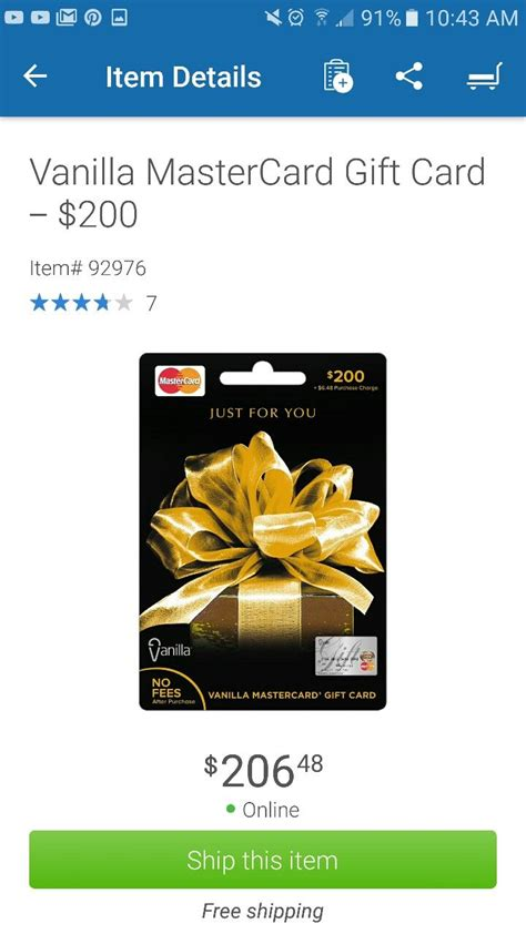 Vanilla Master Gift Card - 1000 ideas about mastercard gift card on pinterest best coffee organic cooking and
