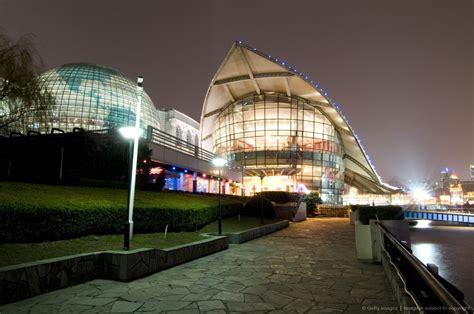 princess cruises korea china shanghai pudong huangpu river cruise port