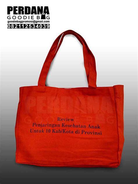Tote Bag Kanvas Costum Murah Tote Bag Kanvas Polos Costum jual tote bag kanvas murah sablon custom di pontianak perdana goodie bag