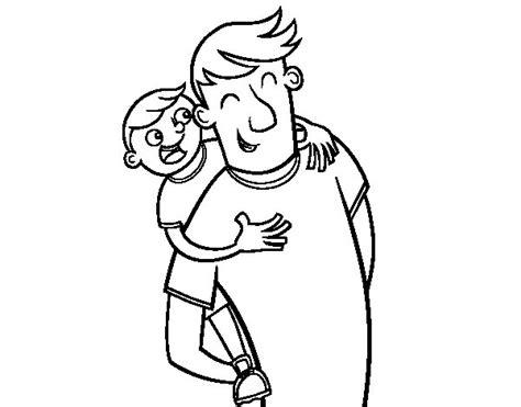 dibujo para colorear de dia del padre dibujo de d 237 a del padre para colorear dibujos net