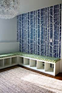 diy ikea bench how to turn an ikea expedit bookcase into an upholstered