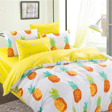 pineapple bedding 28 best pineapple comforter set in store photo