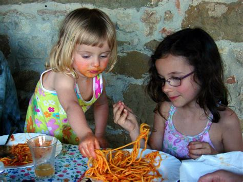 File Viola And Mina Share Food Wikimedia Commons