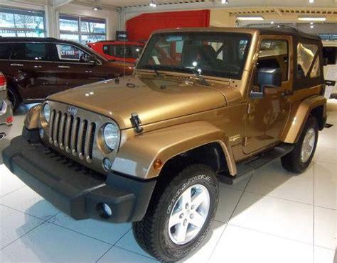 bronze jeep lhd jeep wrangler 12 2014 bronze metallic lieu
