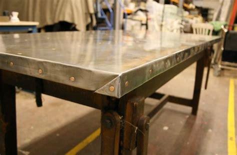 how to clean zinc table top 1000 ideas about zinc table on farm tables