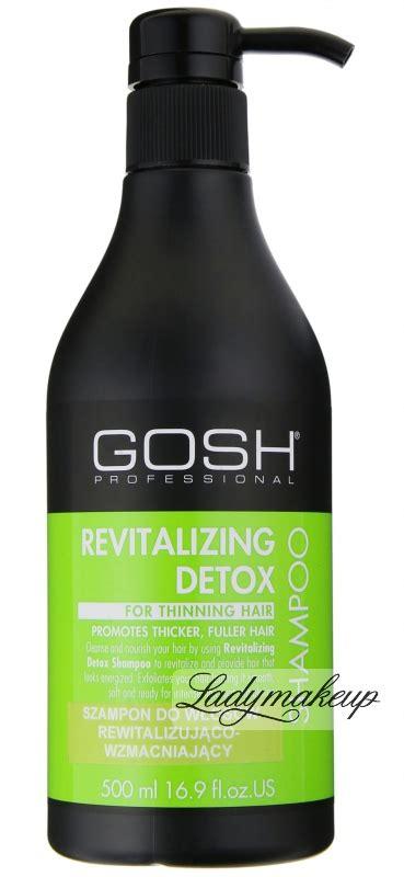 Does Oasis Hair Detox Shoo Work by Gosh Revitalizing Detox Shoo Shop 64 99 Zł