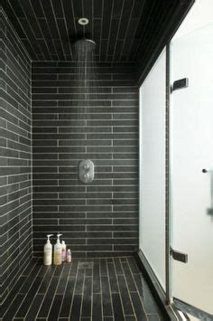 Black In The Shower by 1000 Images About Tile Shower On Tile Showers