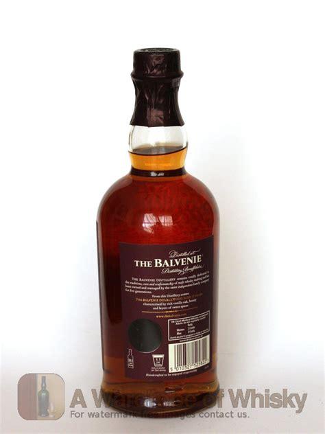 best single malt scotch whisky buy balvenie 17 year doublewood speyside single malt