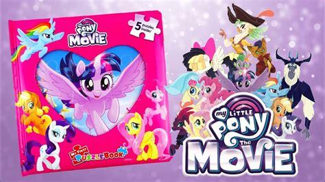 My Pony My Puzzle Book My Pony 2017 Activity Book Mlp My