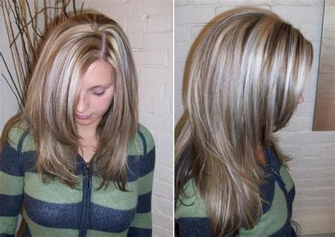platinum blonde hair with black lowlights grey hair highlights and lowlights platinum highlights