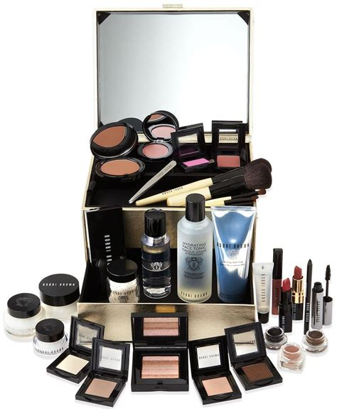 Browns Limited Edition Makeup Organiser by Brown Limited Edition Makeup Trunk Will Make You