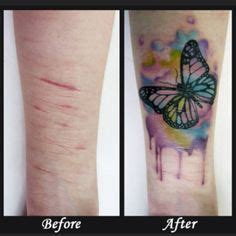 tattoos to cover up scars on wrists artist covers s self harm scars with