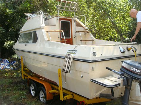 cabin cruiser project boats apollo cabin cruiser for sale for 7 000 boats from usa