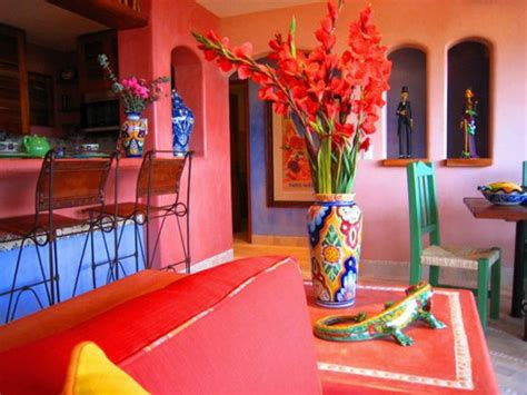 Mexican Interior Design Ideas by Mexican Style Interior Design Garish And Effectively Should It Be Fresh Design Pedia