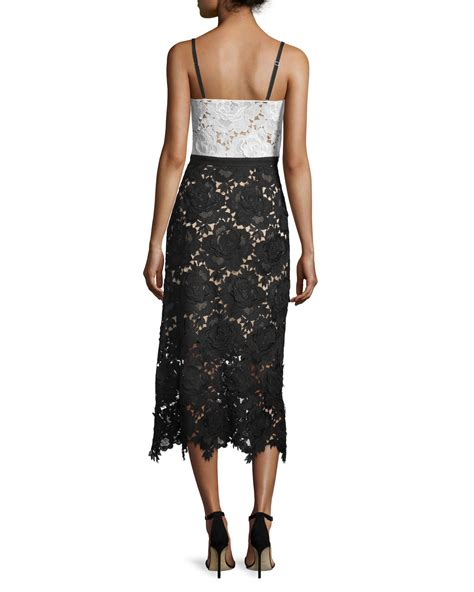 Lace Midi Cocktail Dress catherine deane sleeveless sweetheart lace midi cocktail