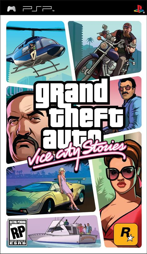 box art unveiled  gta vice city stories gamesradar