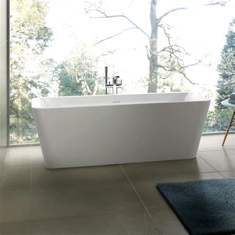 contenance baignoire standard ideal standard tonic ii baignoire autoportante en 238 lot
