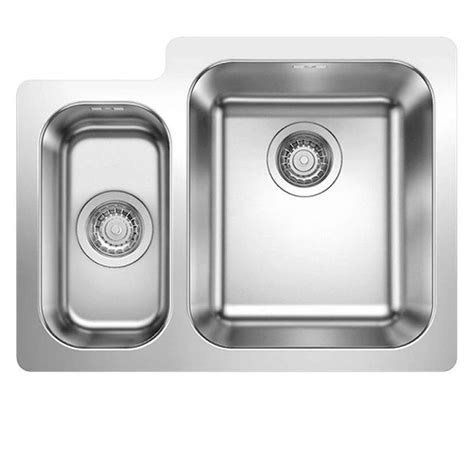 blanco stainless steel sink blanco supra 340 180 if stainless steel sink kitchen