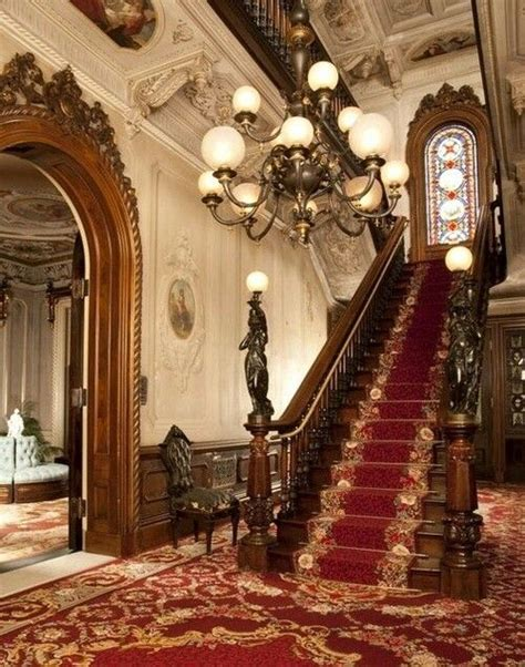 victorian interior victorian cassandra s grand staircase the quest of the hudion pinterest scarlett o hara