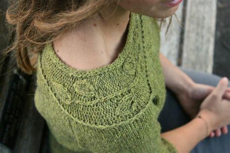 never not knitting botanical knits by alana dakos of never not knitting