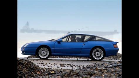 renault car 1990 renault alpine gta v6 turbo le mans 1990 concept car