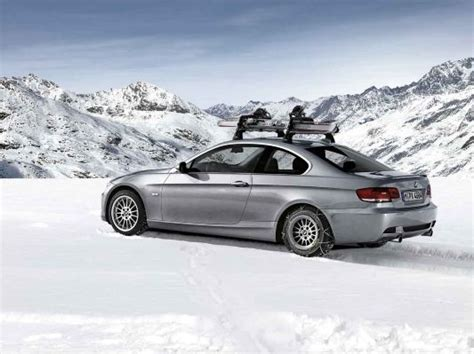 bmw snow chains bmw 3 series coup 233 e92 aerodynamic package snow chains