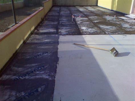 prodotti impermeabilizzazione terrazzi emejing impermeabilizzazione terrazzi photos house