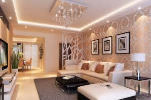 modern living room interior design partition interior design