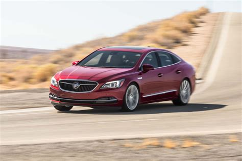 is the buick lacrosse a car buick lacrosse 2017 motor trend car of the year contender
