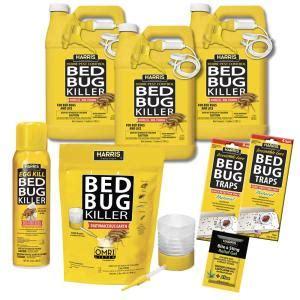 harris bed bug commercial kit bbkit bizvp  home depot