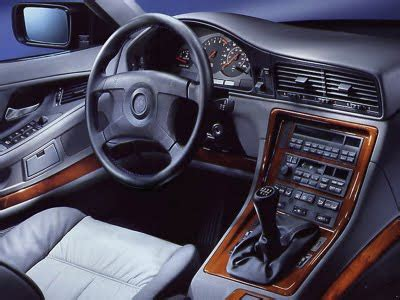 download car manuals 1989 bmw 6 series interior lighting 850csi interior youngtimer sondermodelle bmw 850 csi partyblazer 203118365