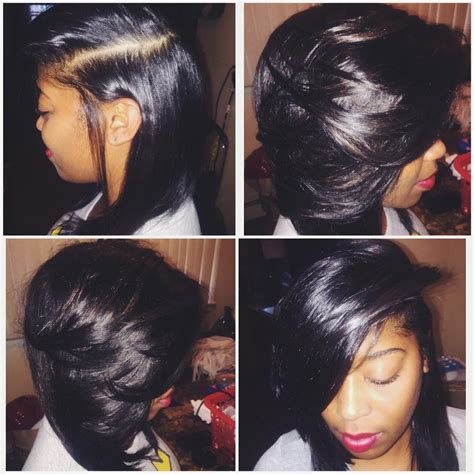 Black Layered Hairstyles by 25 Layered Bob Haircut Ideas Designs Hairstyles