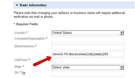Po Box Lookup Address Envelope With Po Box Invitations Ideas