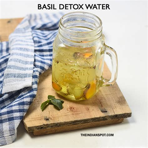Ayurvedic Detox Water by Stay Toxin Free With Ayurvedic Detox Water Theindianspot