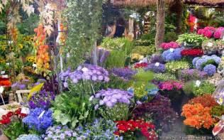 Beautiful Garden With Flowers Beautiful Flower Garden Flower