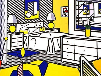 roy lichtenstein bedroom pin by matthews gallery on master artists pinterest