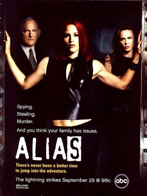 Alias The The Series by Image Gallery For Alias Tv Series Filmaffinity