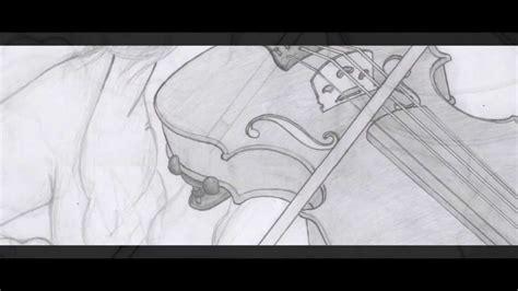 imagenes a lapiz de violines dibujo para ella viola youtube