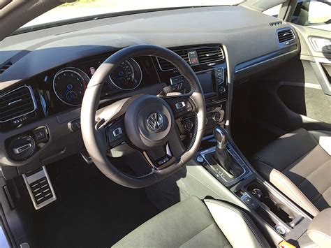 2015 Golf R Interior by 2015 Vw Golf R Can It Get Into The Top Five